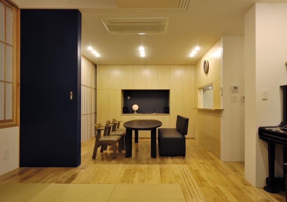 大磯の家 (内観4)