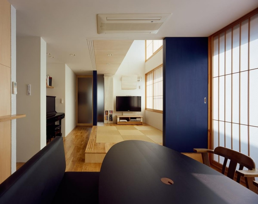 大磯の家 (内観6)