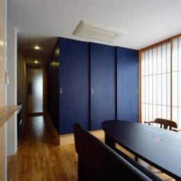 大磯の家 (内観8)