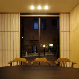 大磯の家 (内観11)