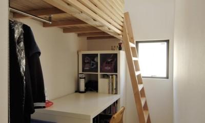 大磯の家 (内観19)