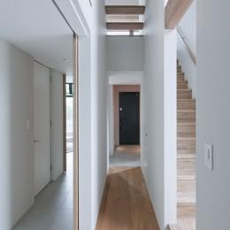 House Akasaka (階段)