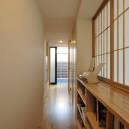 大磯の家 (内観26)