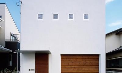 綾瀬の家 (外観1)