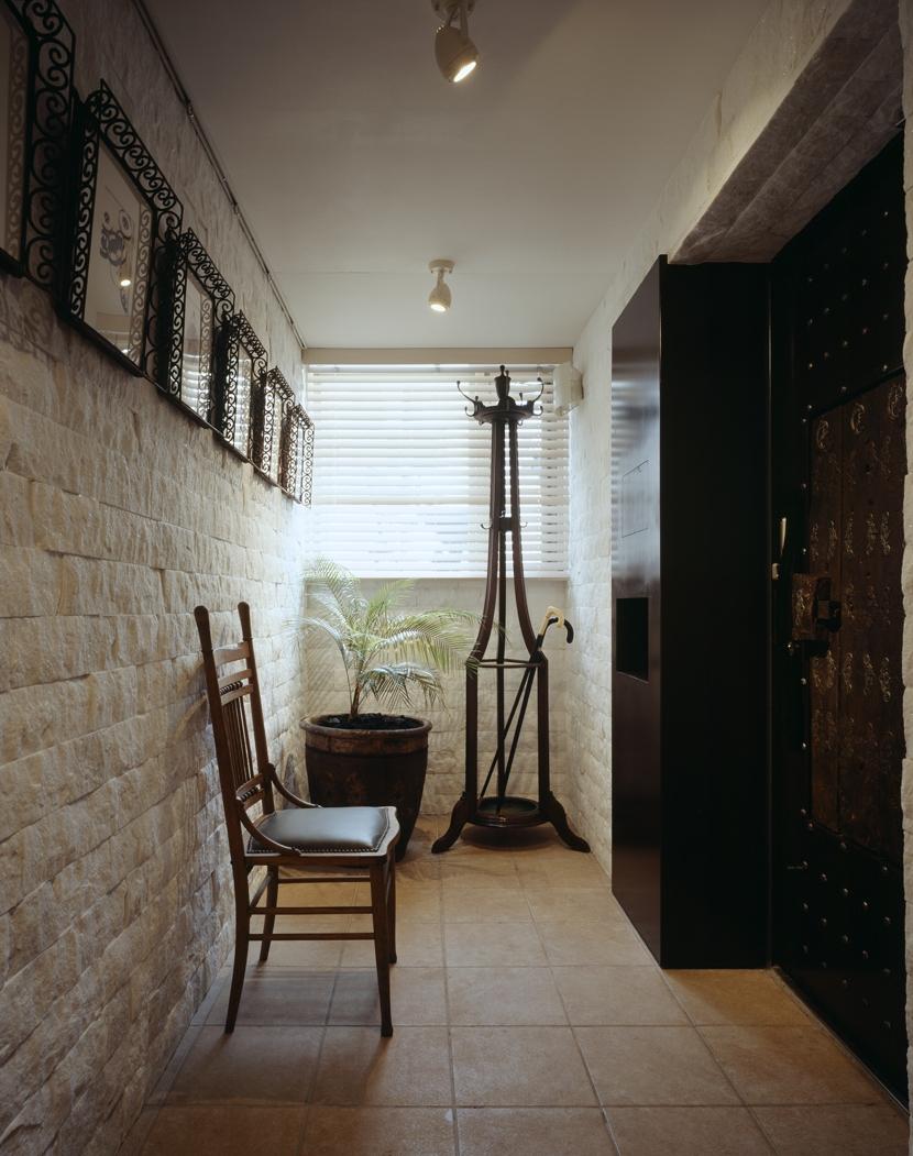 D-FLAT / オーナー住戸付き集合住宅の写真 エントランス