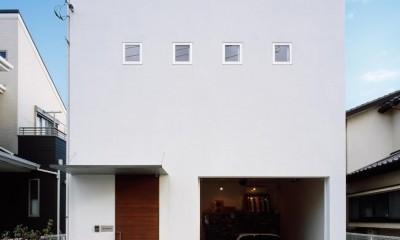 綾瀬の家 (外観2)
