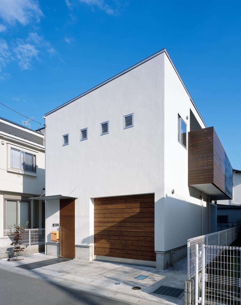 綾瀬の家 (外観3)