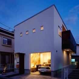 綾瀬の家 (外観4)