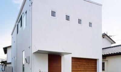 綾瀬の家 (外観5)
