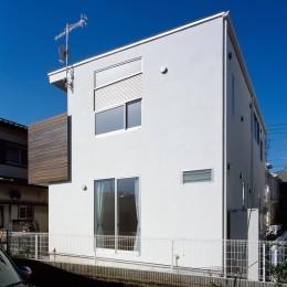 綾瀬の家 (外観6)