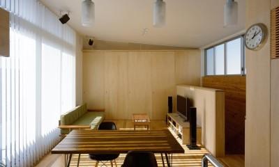 綾瀬の家 (内観8)