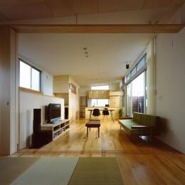 綾瀬の家 (内観12)