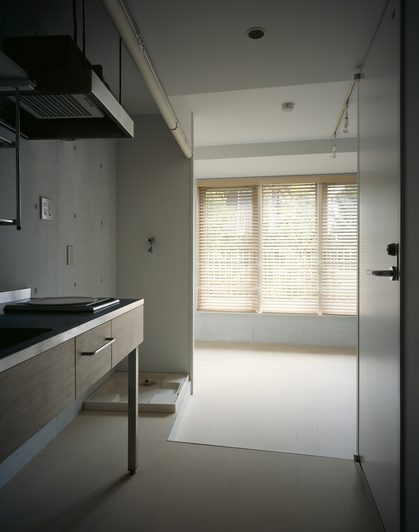 D-FLAT / オーナー住戸付き集合住宅の写真 賃貸住戸 TYPE C