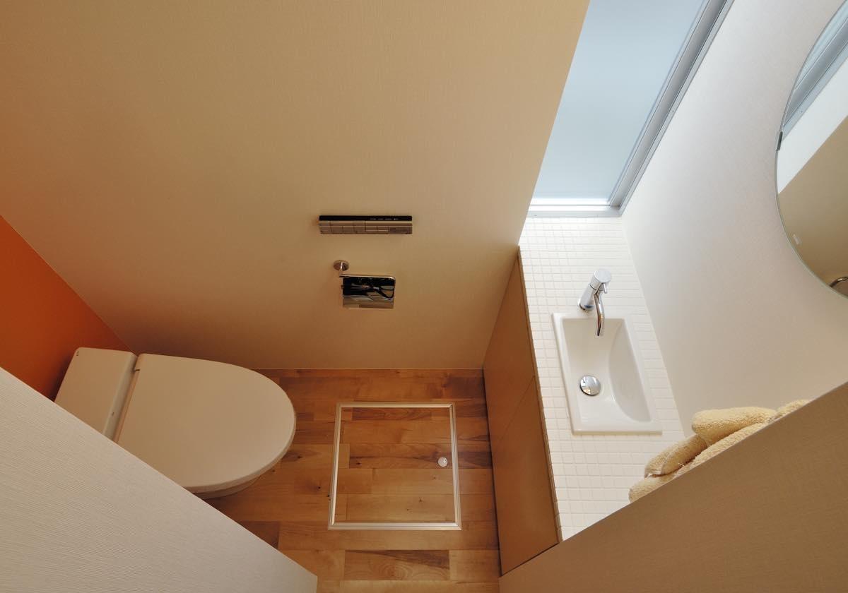 バス/トイレ事例:内観23(綾瀬の家)