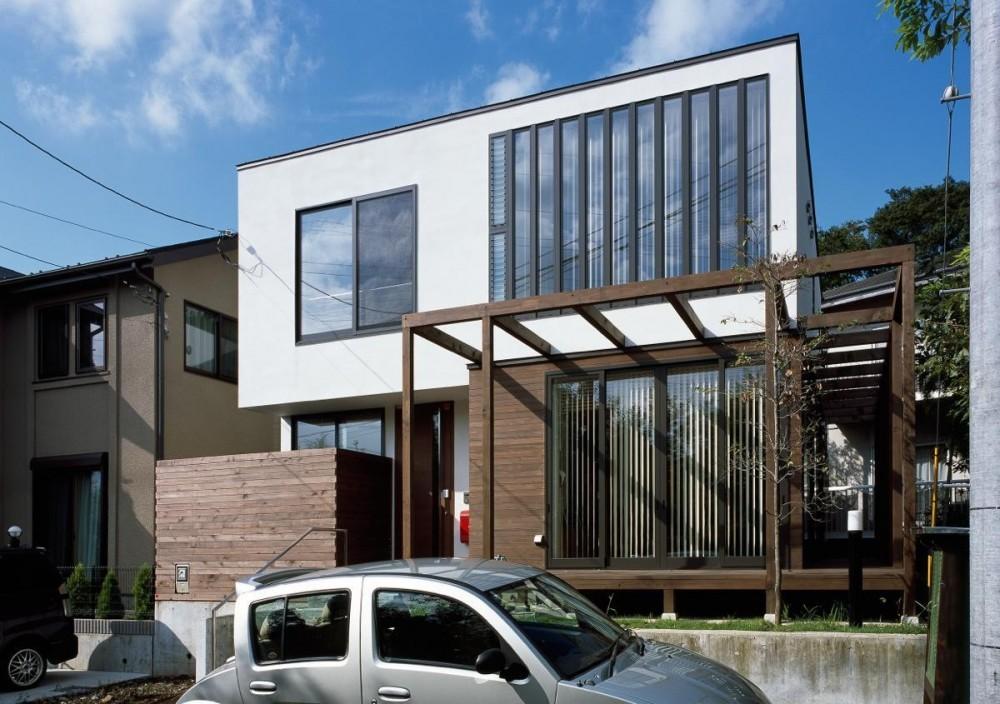 栗平の家 (外観3)
