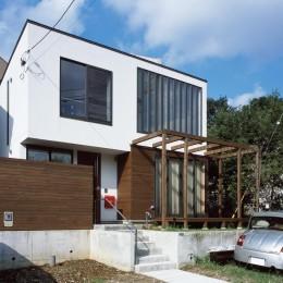 栗平の家 (外観4)