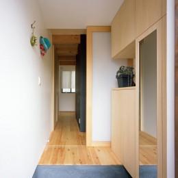 栗平の家 (内観1)