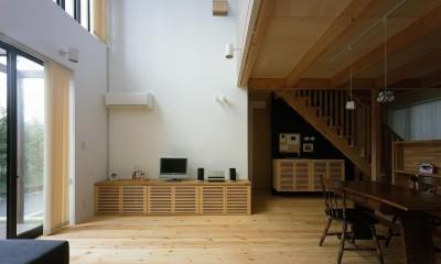 栗平の家 (内観9)