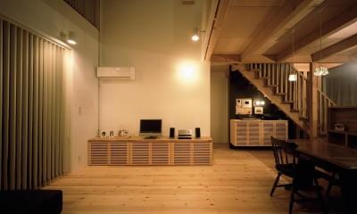栗平の家 (内観10)