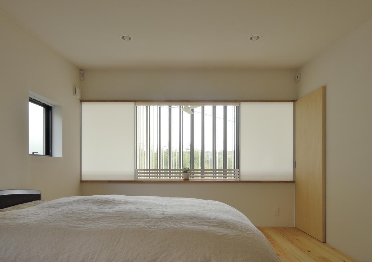 ベッドルーム事例:内観19(栗平の家)