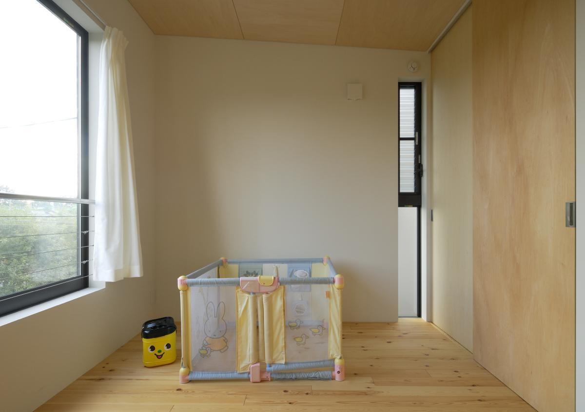 子供部屋事例:内観21(栗平の家)