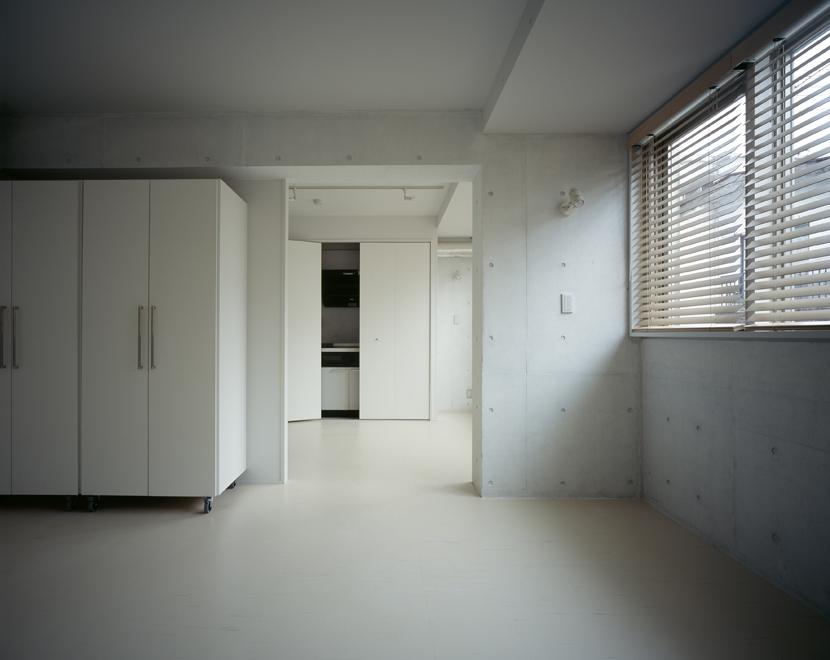 D-FLAT / オーナー住戸付き集合住宅の写真 賃貸住戸 TYPE A