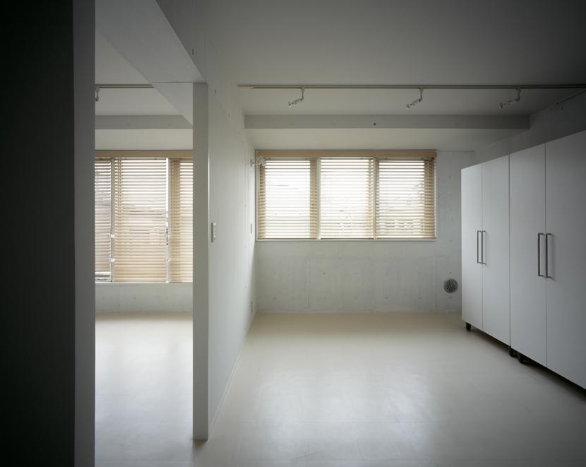 D-FLAT / オーナー住戸付き集合住宅 (賃貸住戸 TYPE A)