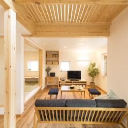 自然素材+断熱性能 体にやさしい住まい