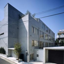 D-FLAT / オーナー住戸付き集合住宅