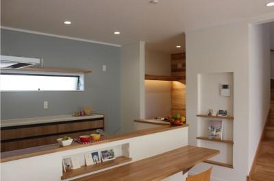 キッチン (LIVELY SQUARE)