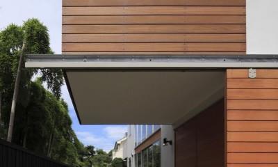 狛江の家・Y邸 (外観2)