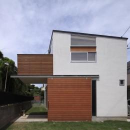 狛江の家・Y邸