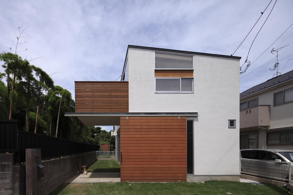 外観事例:外観3(狛江の家・Y邸)