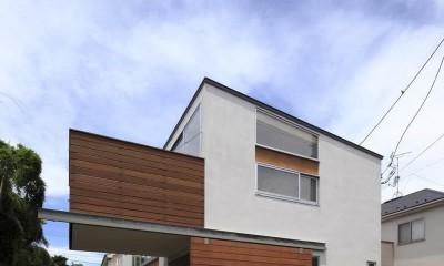 狛江の家・Y邸 (外観5)