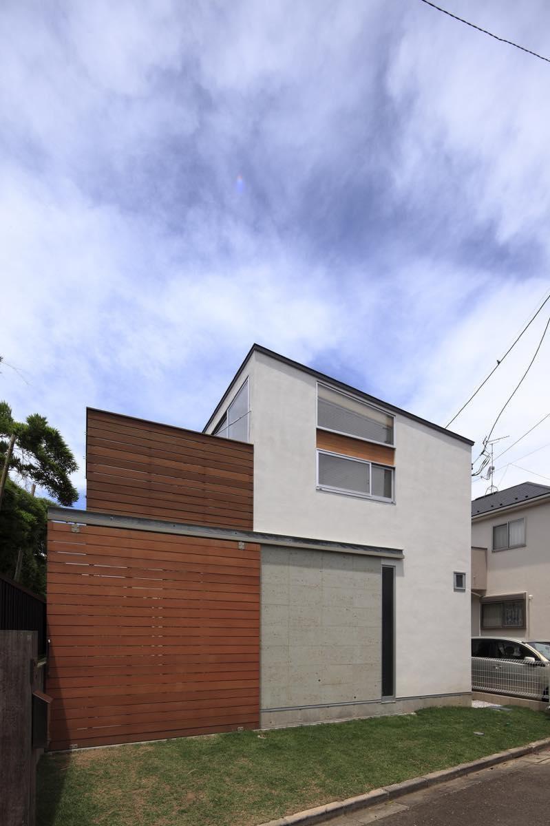 狛江の家・Y邸 (外観6)