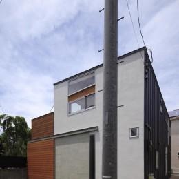 狛江の家・Y邸 (外観8)