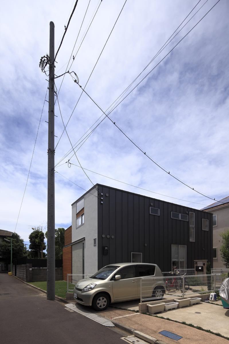狛江の家・Y邸 (外観9)