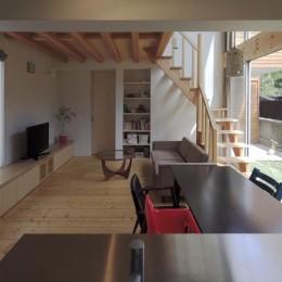 狛江の家・Y邸 (内観9)