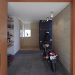 狛江の家・Y邸 (内観12)