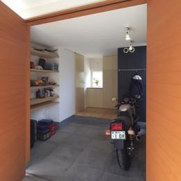狛江の家・Y邸 (内観13)