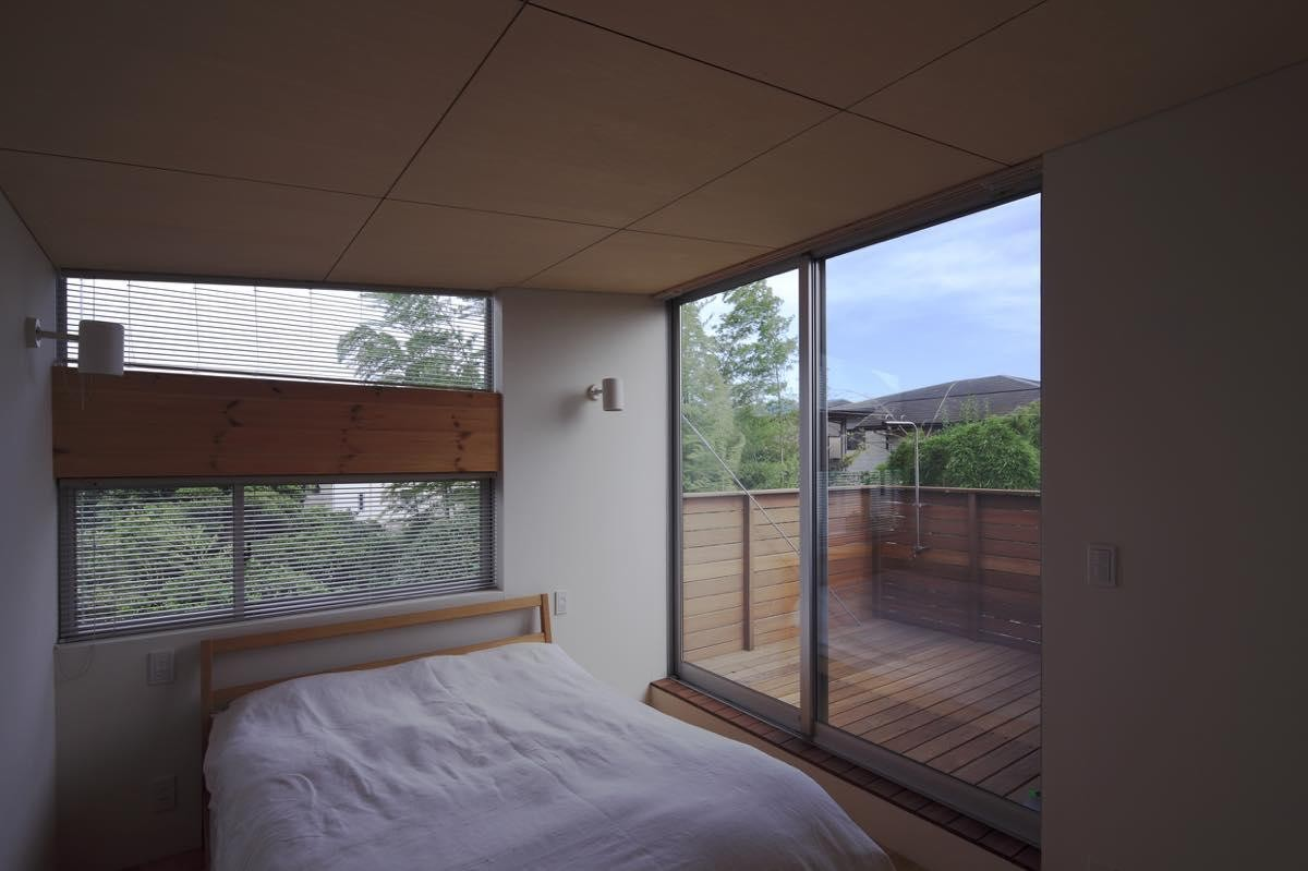 ベッドルーム事例:内観17(狛江の家・Y邸)