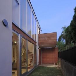 狛江の家・Y邸 (外観13)