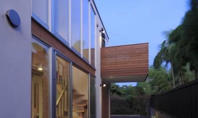 狛江の家・Y邸 (外観14)