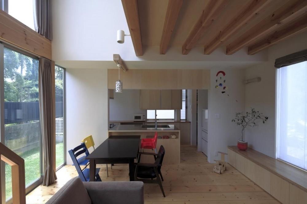 狛江の家・Y邸 (内観24)