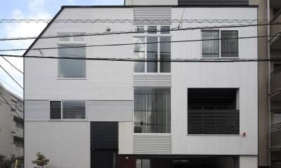 世田谷代田の家