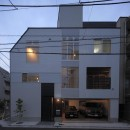 世田谷代田の家の写真 外観3