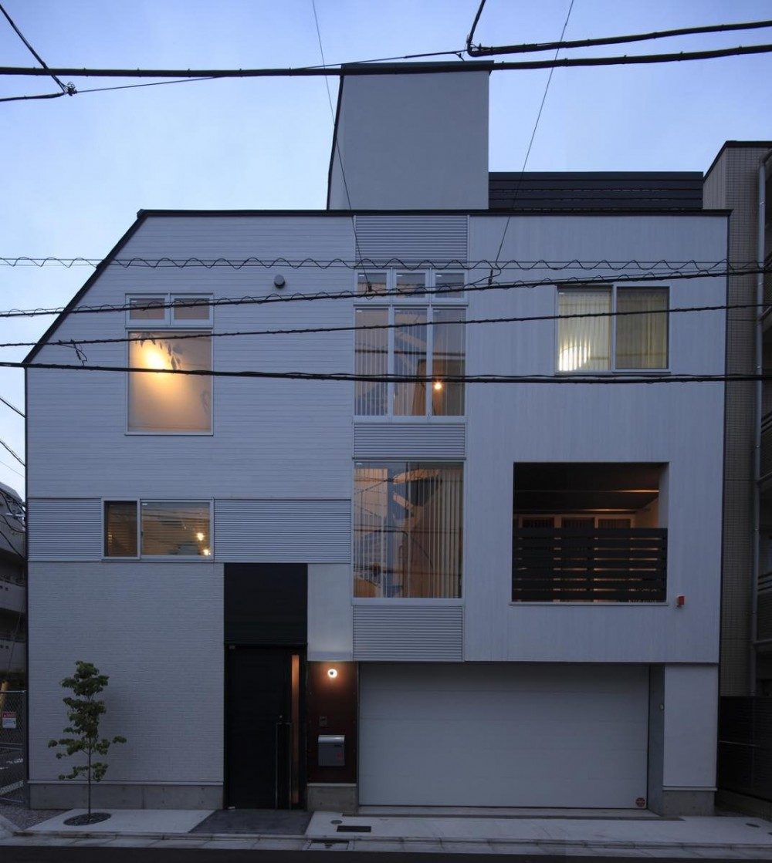 世田谷代田の家 (外観4)