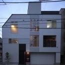 世田谷代田の家の写真 外観4