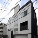 世田谷代田の家の写真 外観5