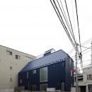 世田谷代田の家の写真 外観6